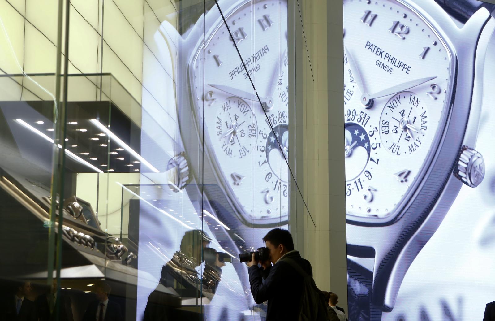 Watches at Baselworld