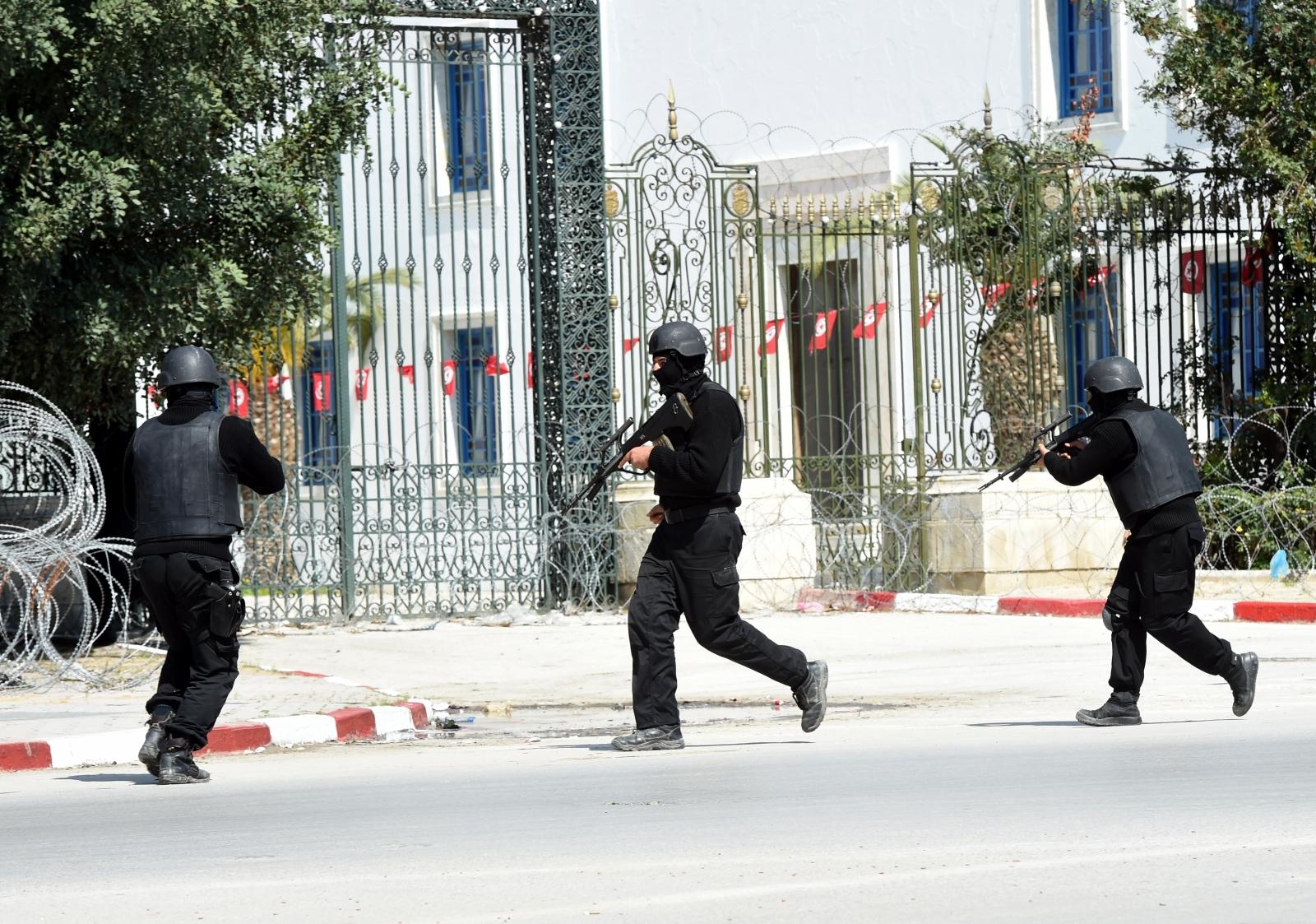 Tunisia Bardo museum attack