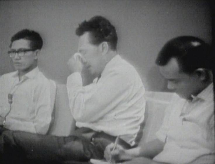 Lee Kuan Yew crying on national TV