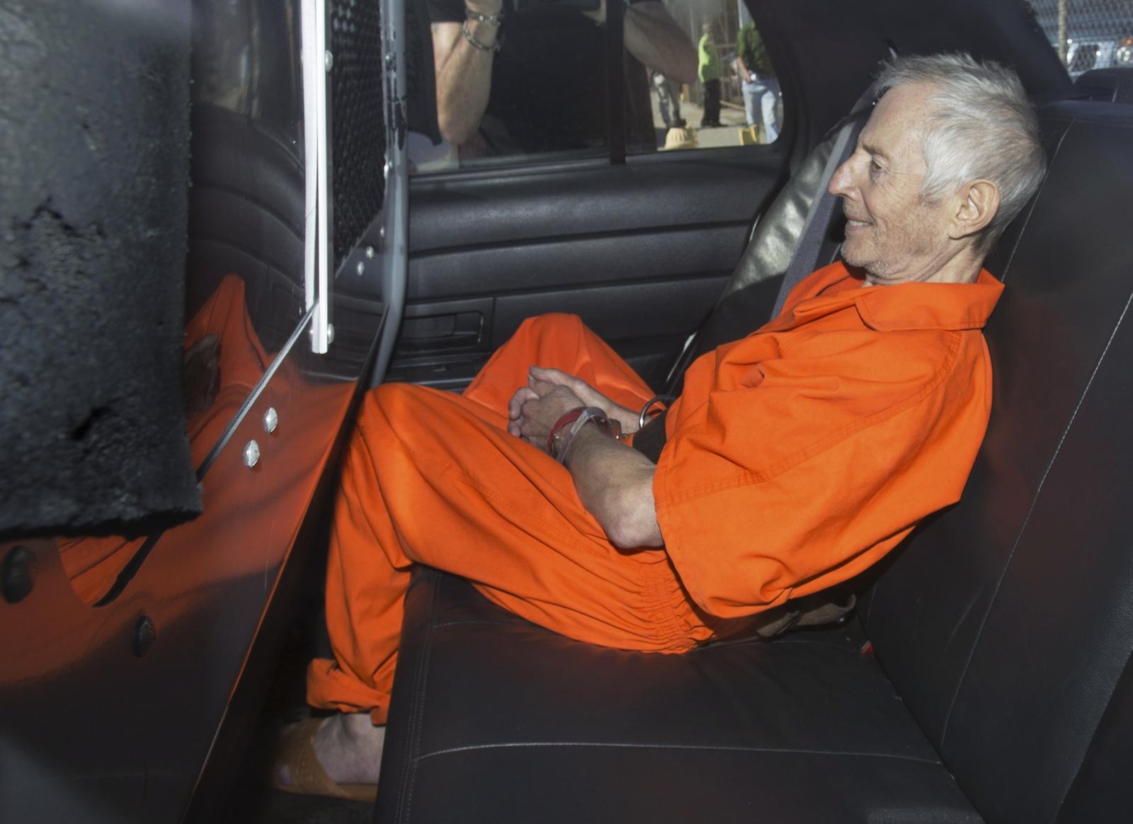 Millionaire Robert Durst murder charges