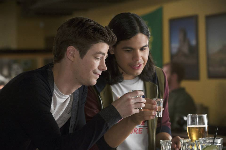 The flash episode 16