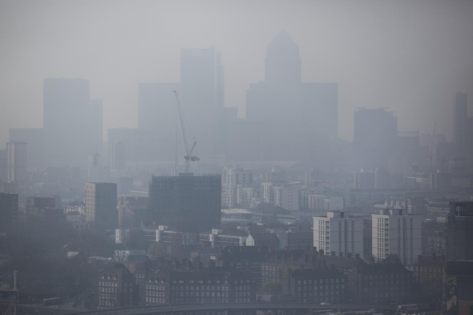 smog UK