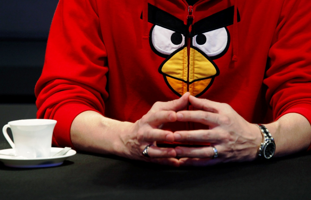 Rovio Entertainment Bets on Asia and Hollywood