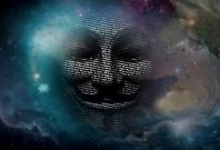 Anonymous space hacktivist