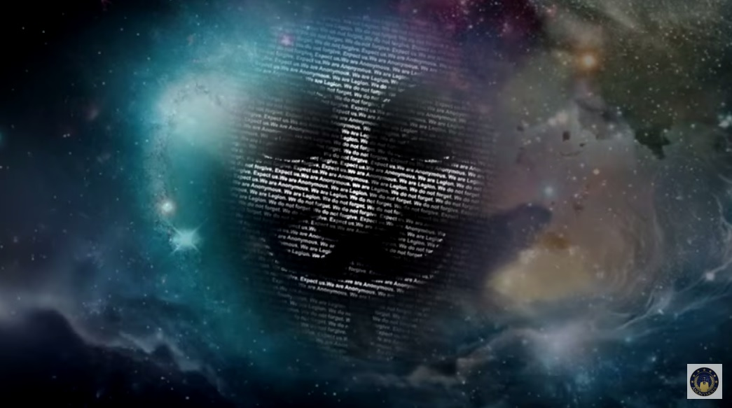 Anonymous space hacktivist