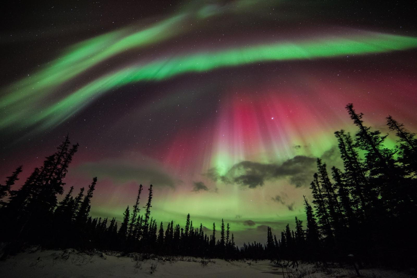 nasa northern lights forecast 2017 - photo #23