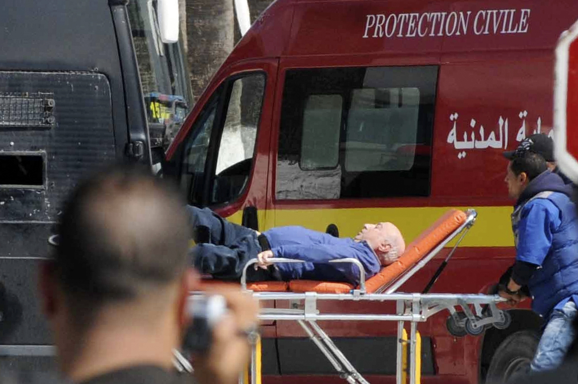 Tunisia museum attack