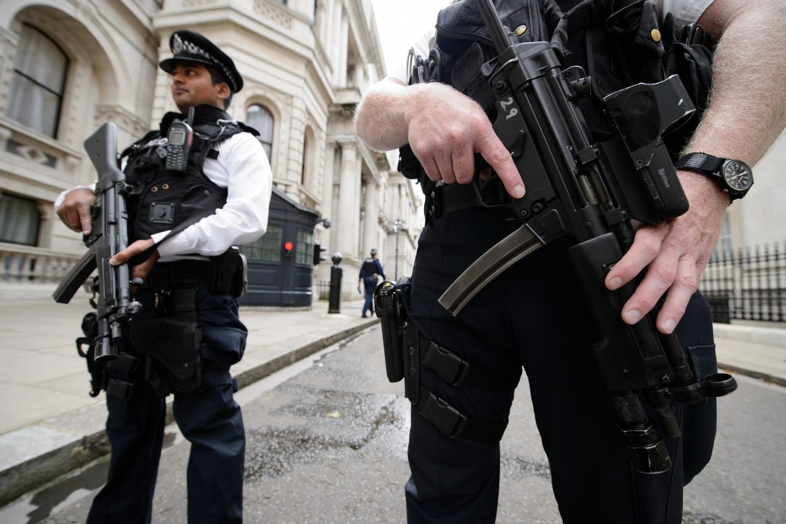 BRITAIN-UNREST-SYRIA-IRAQ-SECURITY
