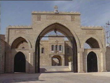 Mar Behnam monastery