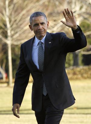 Barack Obama Fitbit Surge