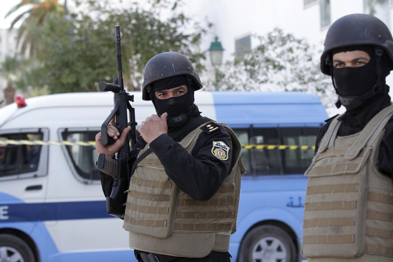 Bardo museum Tunis attack