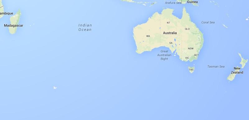 MH370 no debris found