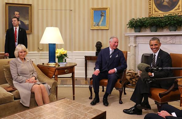 Prince Charles Obama