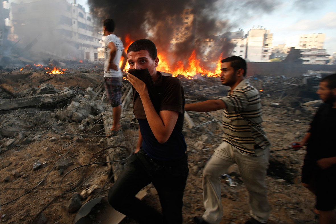 gaza war one year on asked for bodies of killed iers  deadliest conflicts 2014