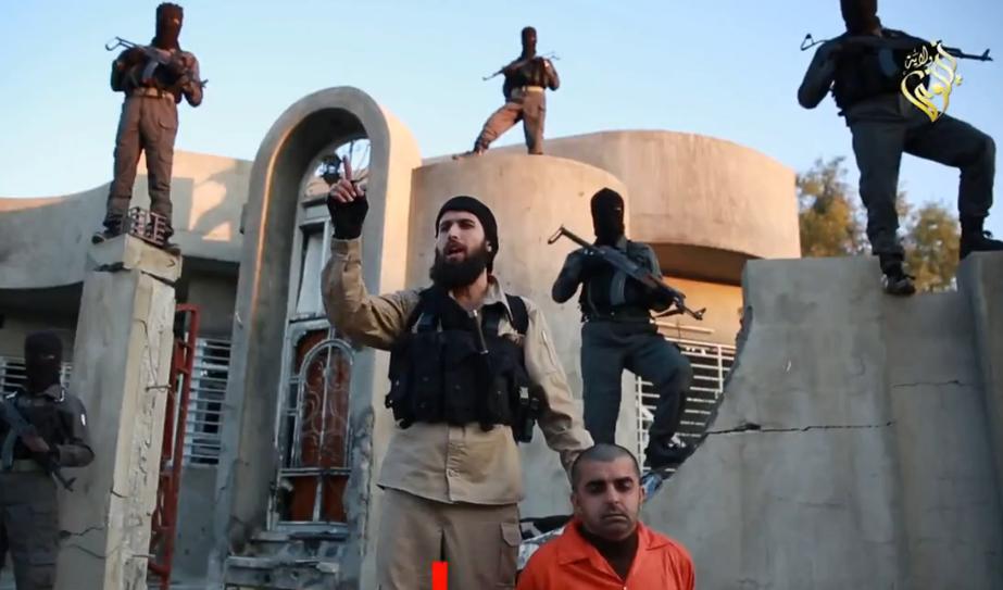 Kurdish peshmerga beheaded by Kurdish-speaking Isis