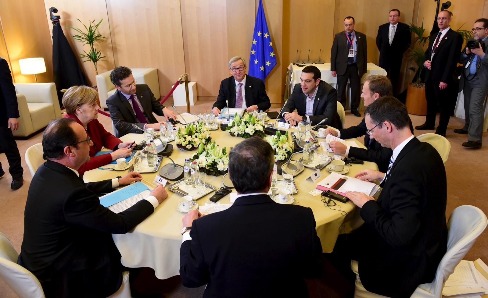 European leaders