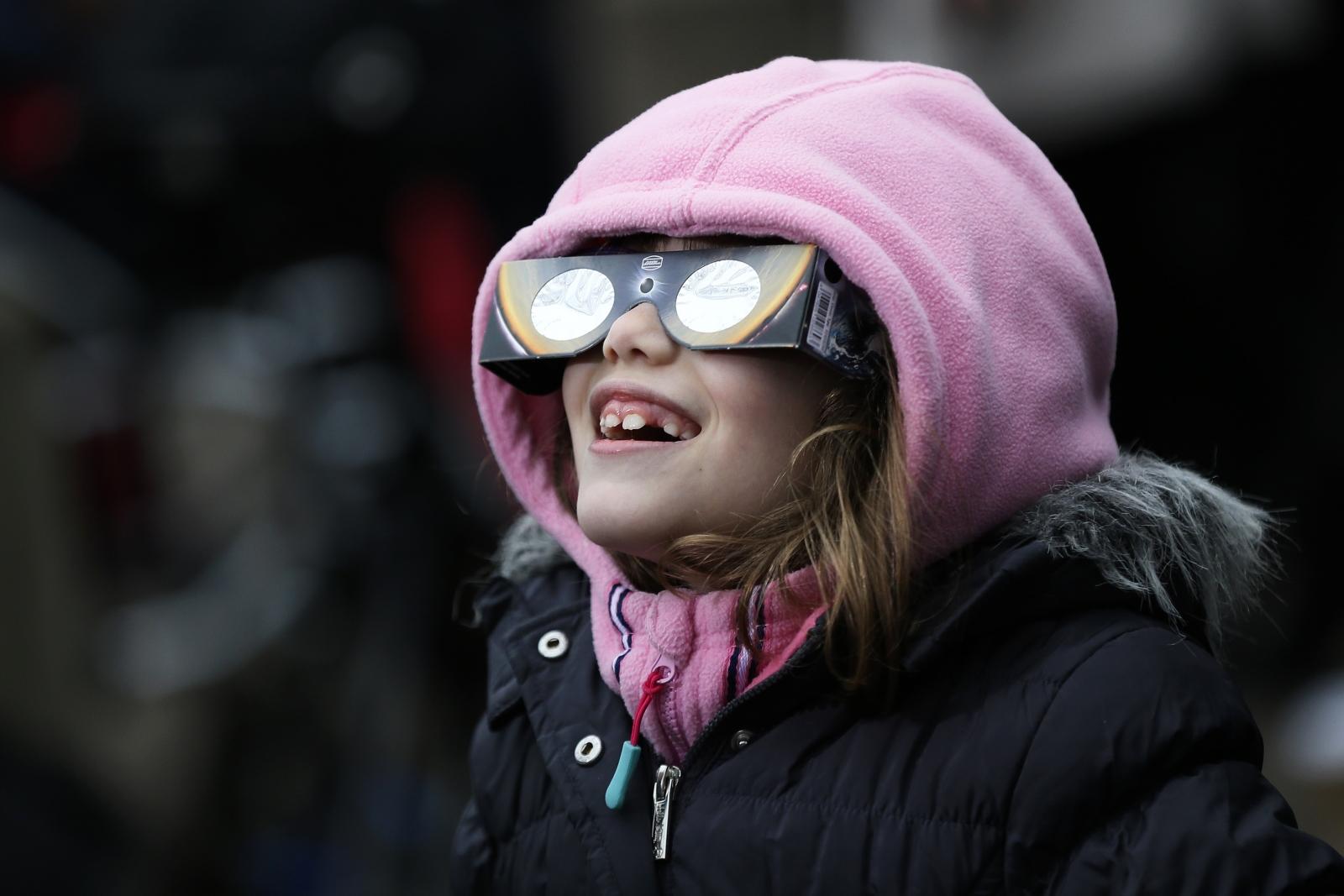 Solar Eclipse London