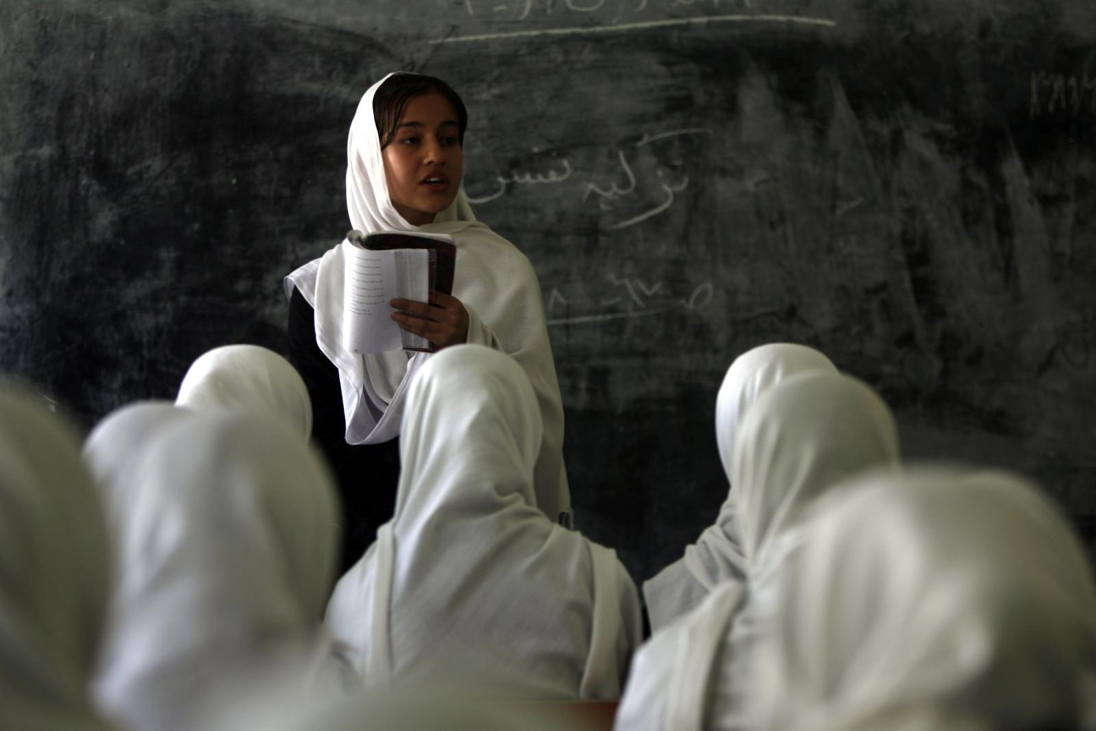 Afghanistan poetry