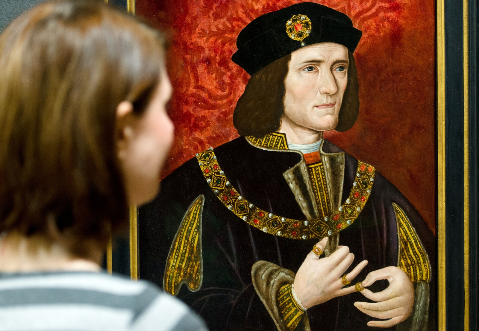 Richard III portrait