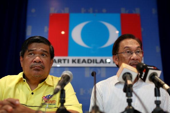 Malaysia opposition coalition