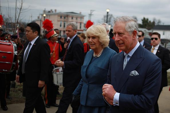 Prince Charles US tour