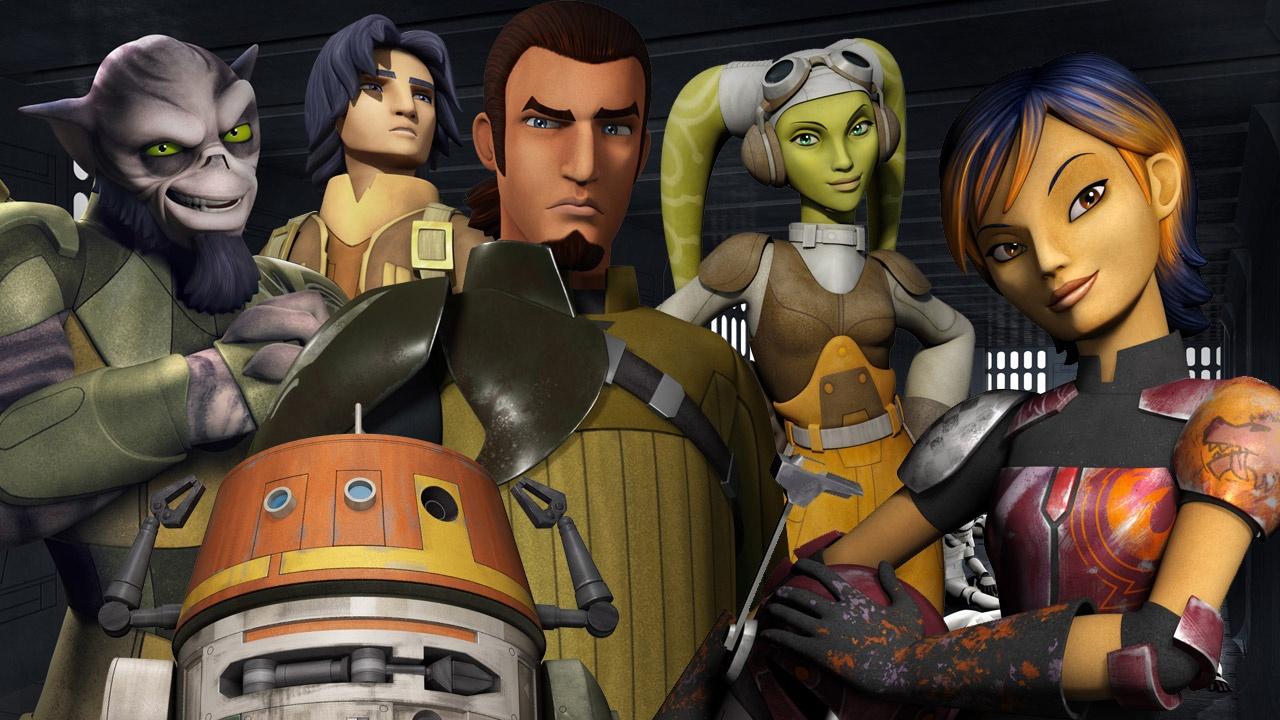 Star Wars Rebels Season 2 Episode 2 Stream