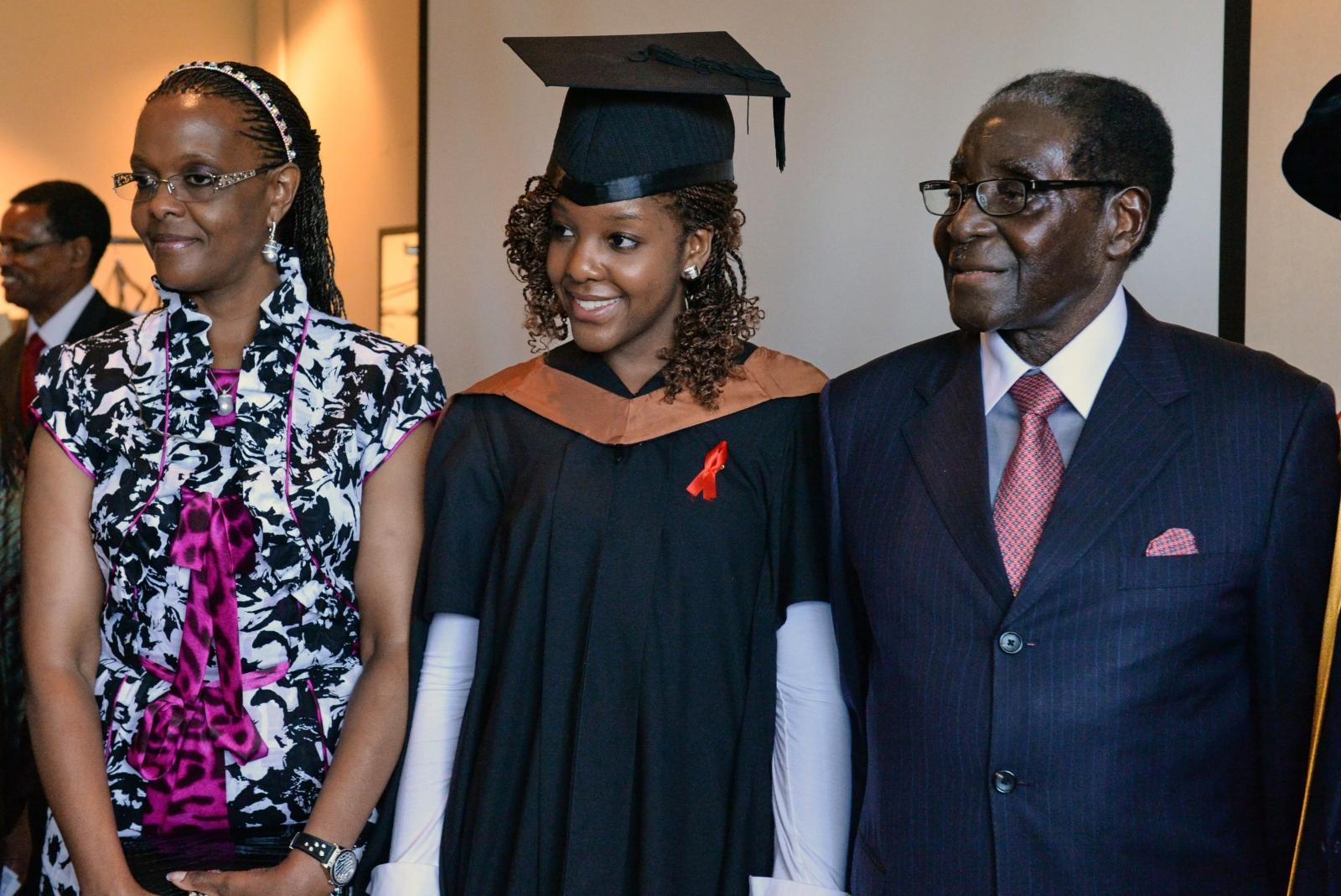 Bona Chikora-Mugabe