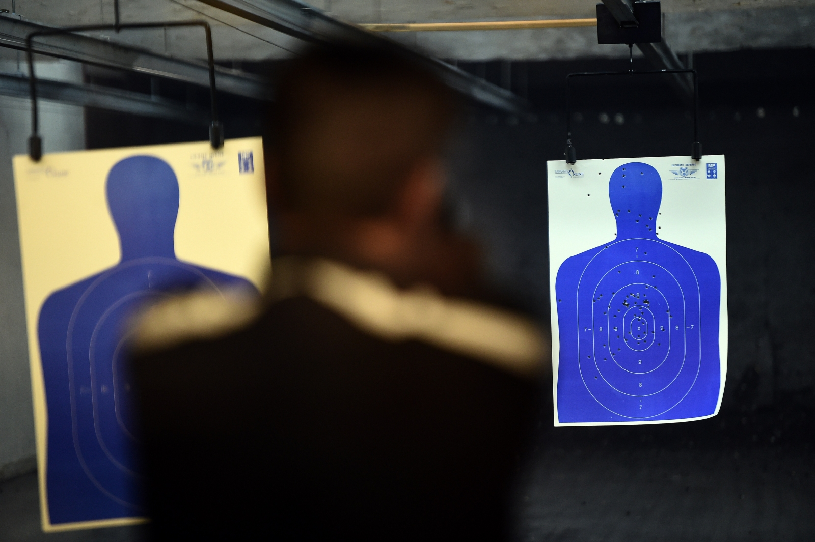 Gun range generic