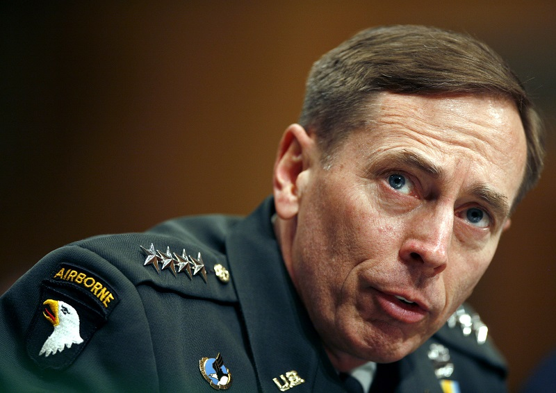 David Petraeus in 2008