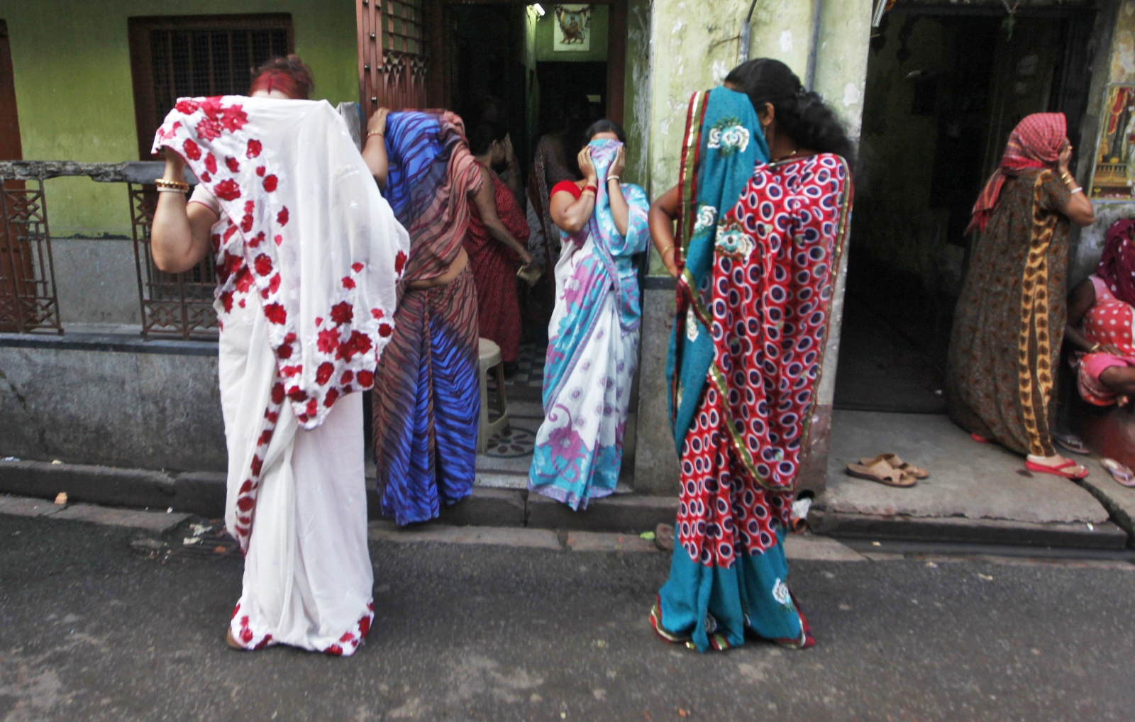 India sex workers