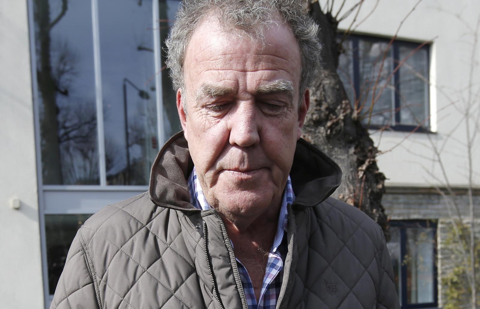 Jeremy Clarkson threatens to sue