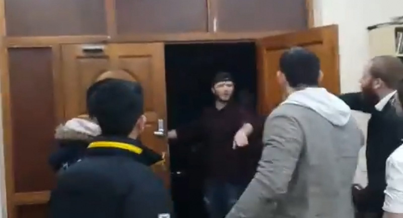 Stamford Hill anti-Semitic attack 2