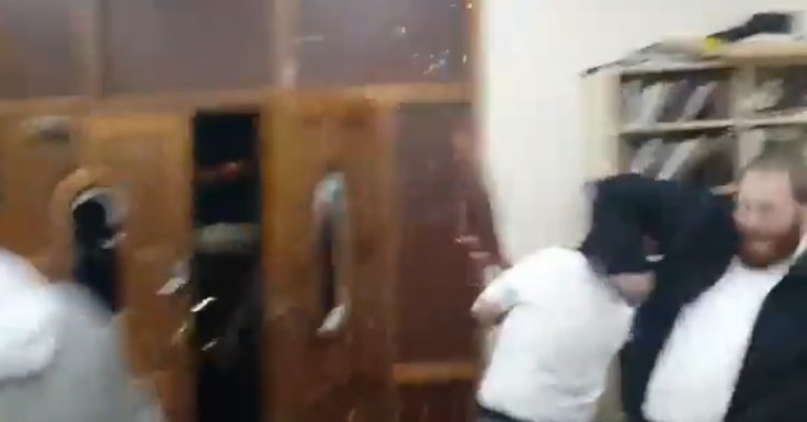 Stamford Hill anti-Semitic attack 4