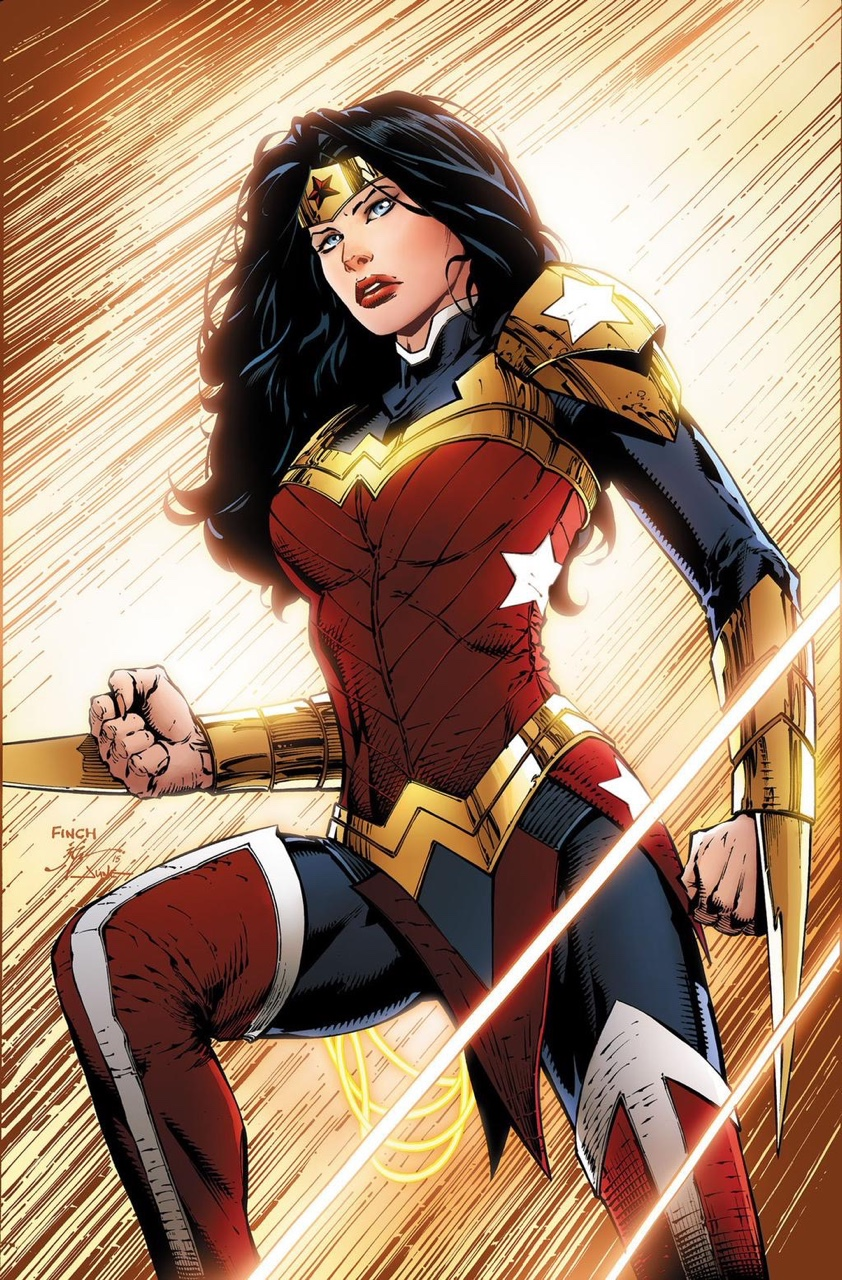 Wonder Woman DC Comics 2015