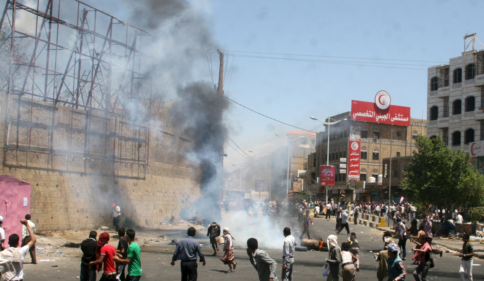 Yemen crisis