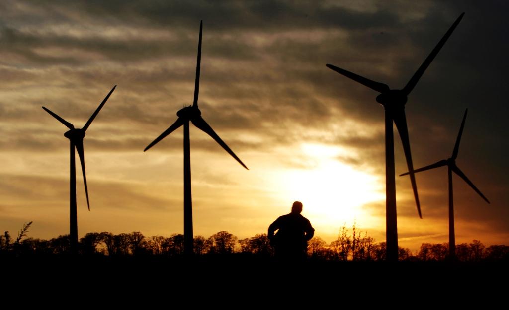 Wind Turbine Japan