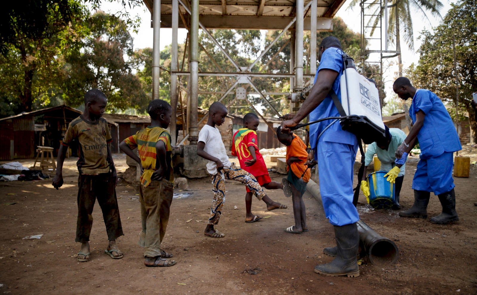 Ebola outbreak an avoidable tragedy and WHO must shoulder much of the blame - MSF