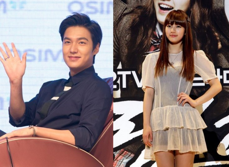 Lee Min Ho dating joka