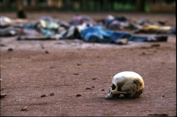 Genocide Rwanda