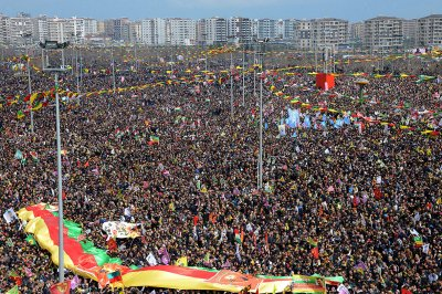 Newroz Kurdish and Iranian new year