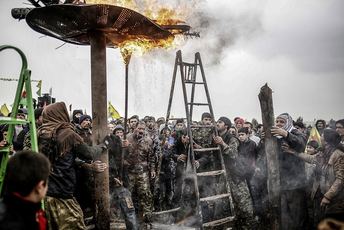Newroz Kurdish and Iranian new year