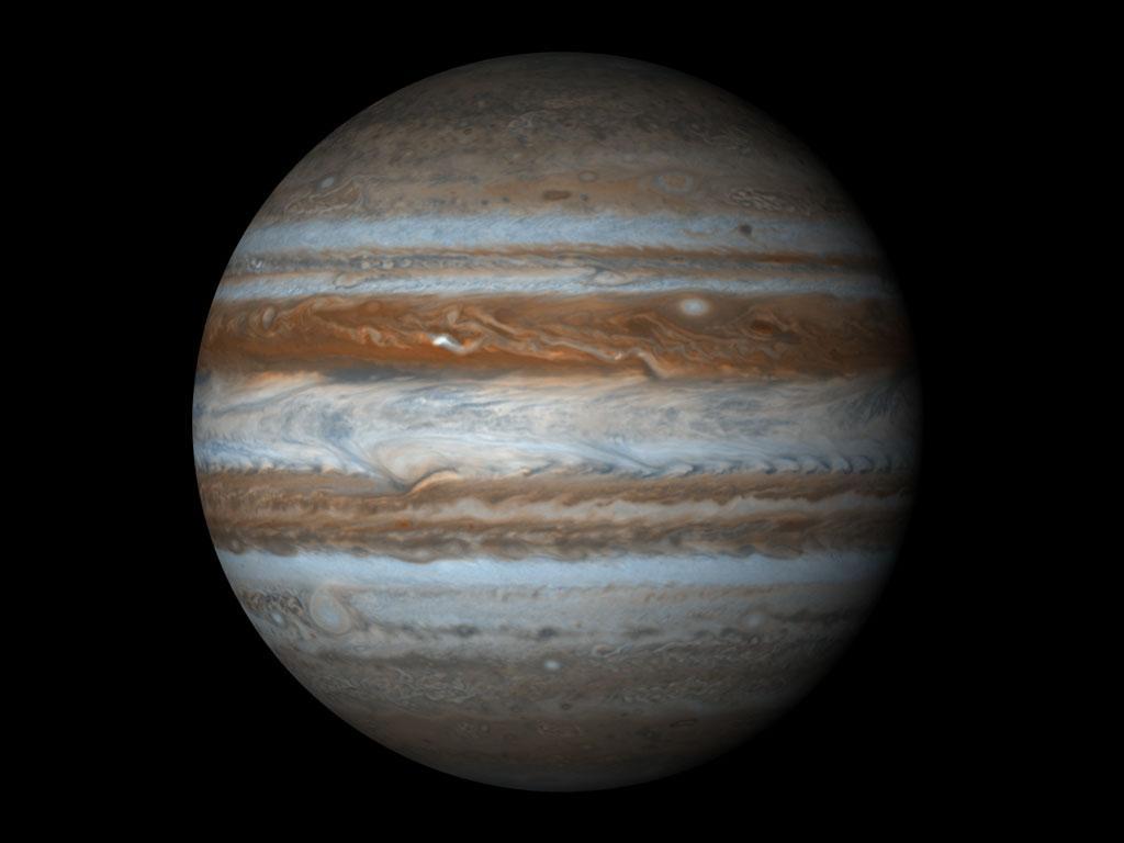 Real Pictures Of Jupiter The Planet  Wrecking ball  Jupiter swept