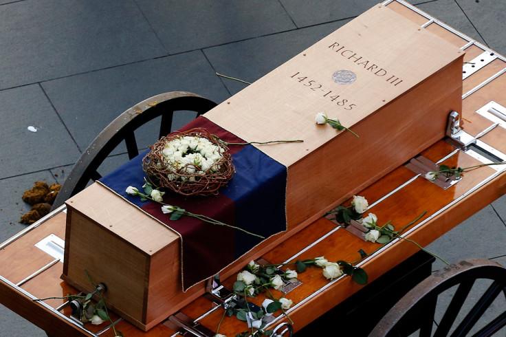 King Richard III reburied