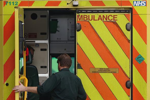 London paramedic