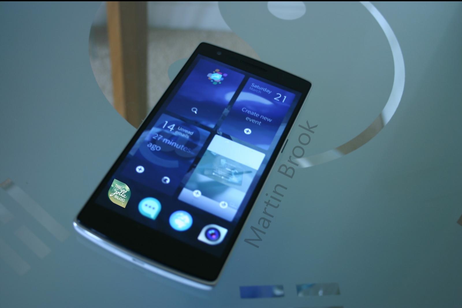 OnePlus One gets Sailfish OS