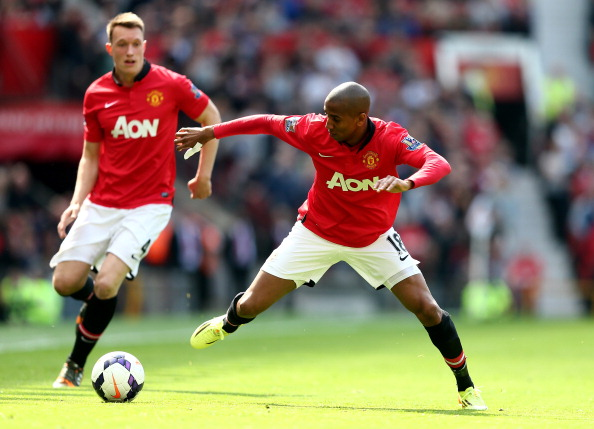 Ashley Young & Phil Jones