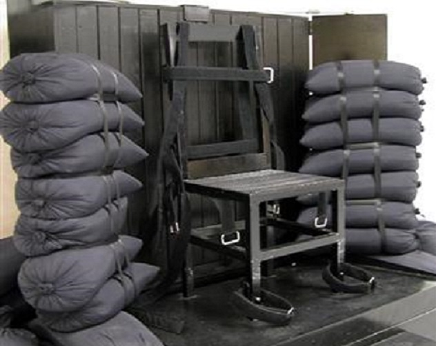 Firing squads for Utah death row executions