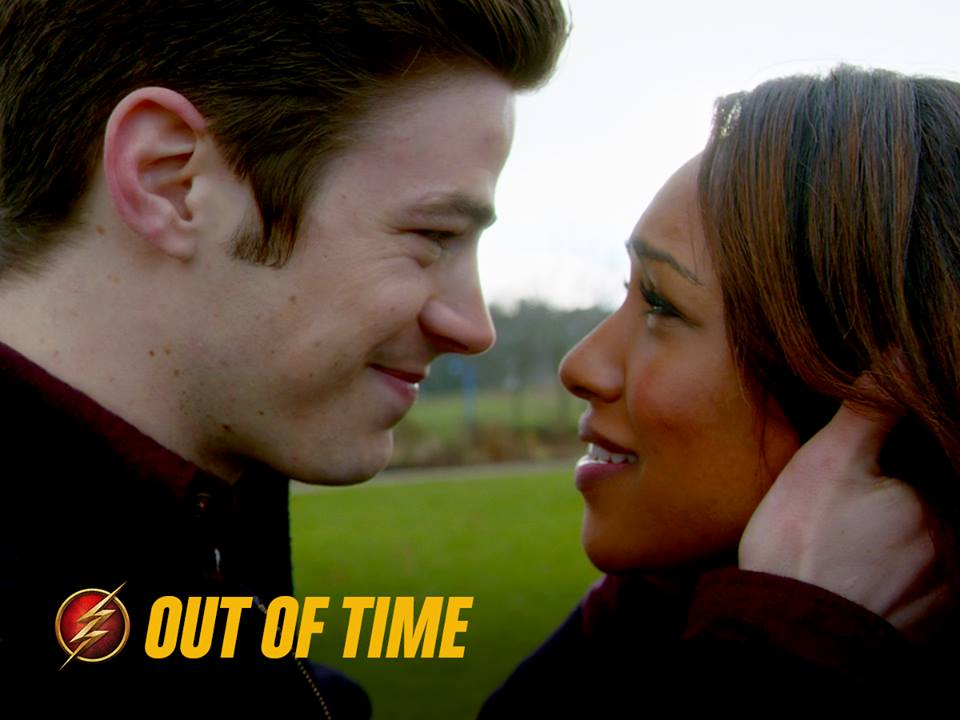 When did barry and iris start dating