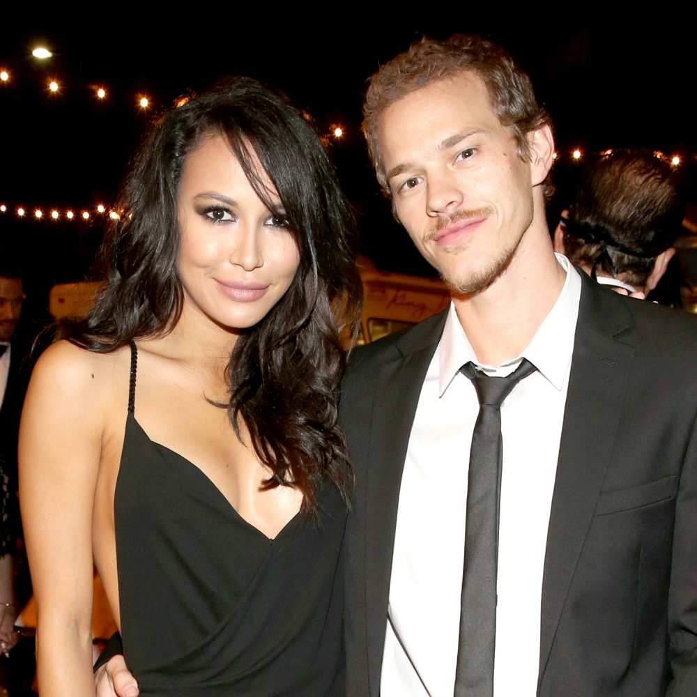 Naya Rivera and husband Ryan Dorsey