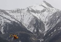 French Alps Germanwings plane crash